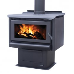 Wood Heaters (Medium Areas - 150m2 to 220m2 Freestanding)