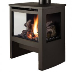 Freestanding Gas Log Fires