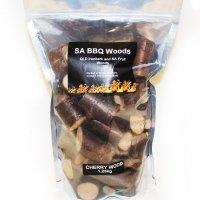 SA BBQ Woods Cherry Wood 1.25 Kg