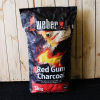 Weber Red Gum Charcoal 5KG