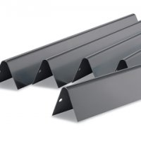 Porcelain-Enameled Flavorizer® Bars: Genesis® 300 series(side-mounted controls) Dimensions: 24.5