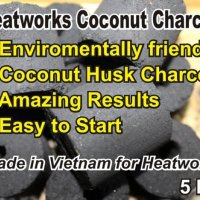 Charcoal Coconut