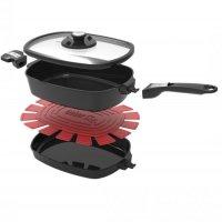 Weber Q Ware Large Casserole/Frying Pan Pack $199.95