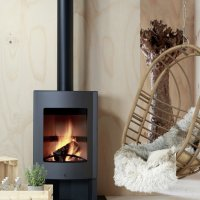 Kjell by Realflame (up to 120m2)