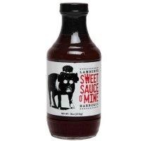 Sweet Sauce O' Mine BBQ Sauce