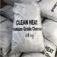Cleenheat Charcoal 18Kg bags