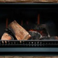 Escea EW5000 Wood Fireplace