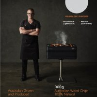 Charcoal Heston 100% Natural Lump Charcoal 10Kgs