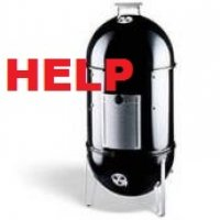 Problem Solving For The Weber Smokey Mountain Cooker