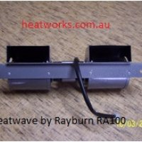 Heatwave by Rayburn RA100 replacement fan