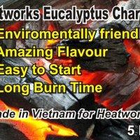 Charcoal (Eucalyptus)