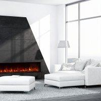 Modern Flames Landscape Series