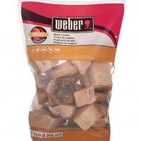Weber Firespice Smoking Wood Pecan Chunks 1.8 kg