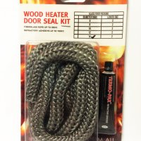 A Wood Heater Door Seal Kit