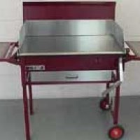 Heatlie Flat Plate BBQ