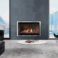 In Built Gas Log Fires Gas Heating Heating Heatworks In