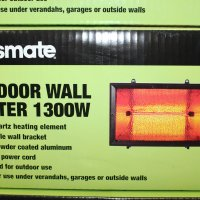 Outdoor Wall Heater 1300W
