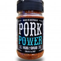 Pork Power Rub