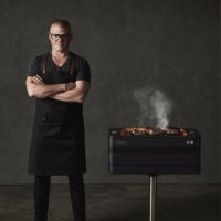 Charcoal Heston 100% Natural Lump Charcoal 20Kgs