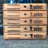 Timber handle suit Weber York Gum $22.00 Each