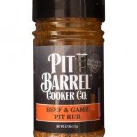Beef & Game Pit Rub