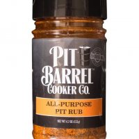 All-purpose Pit Rub 4.7oz.