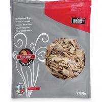 Weber Cherry Wood Chips/Chunks