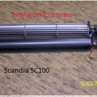 Scandia SC100 Replacement Fan