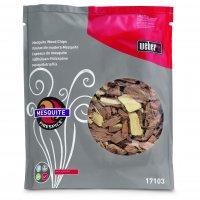 Weber Mesquite smoking chips/chunks #17103/6