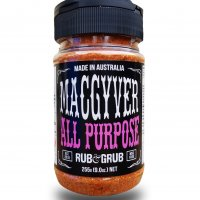 MacGyver All Purpose Rub