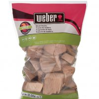 Weber Firespice Smoking Wood Apple Chunks 1.8 kg