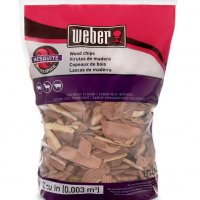 Weber Firespice Smoking Wood Mesquite Chips 900 g
