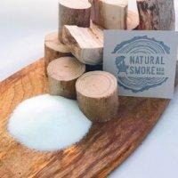 Sugar Gum chunks Natural Smoke