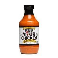 Rub Your Chicken Buffalo Sauce