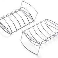 Weber Reversible Rib and Roast Holder