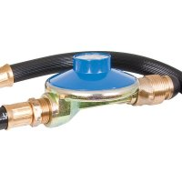 Hose & Regulator (comp1200a) 3/8SAE