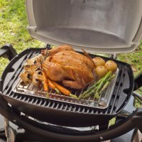 Weber Baby Q Convection Trays