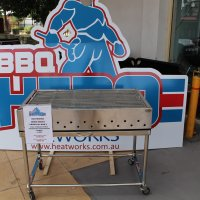 Heatworks Charcoal Grill 1000