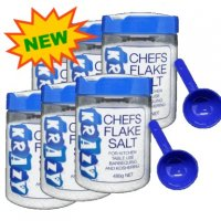 KRAZY Chefs Flake Salt 480g