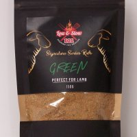 Green Signature Rub