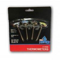 BBQ Hero 4 x Steak Thermometers $24.95