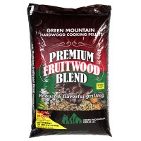GMG Premium Fruitwood Blend Pellets