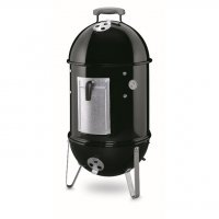 Weber Smokey Mountain Cooker Charcoal BBQ 34cm