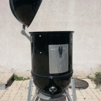 Hinge to suit Weber Smokey Mountain Cooker