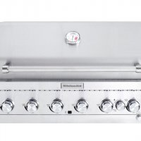KitchenAid 6 Burner Built In BBQ