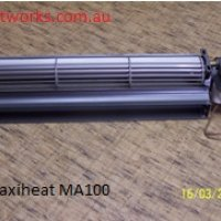 Maxiheat MA100 Replacement Fan