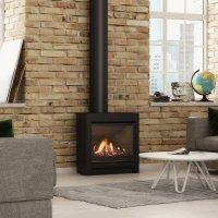 Freestanding Gas Log Fires Gas Heating Heating Heatworks Freestanding Gas Log Fires Adelaide