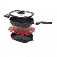 Weber Q Ware Small Casserole/Frying Pan Pack $169.95