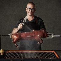 Heston BBQ story
