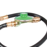 Hose & Regulator (RE7065) 1/4BSP